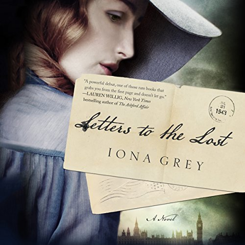 Letters to the Lost audiobook cover art