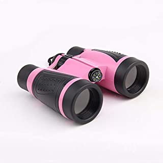 Kids Binoculars, 5X30 Optical Lens - Compact High Resolution Kids Binoculars for Kids Camping, Hiking, Bird Watching and O...