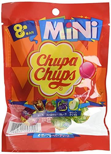 クラシエ チュッパチャプス ミニアソート 8個 ×8袋
