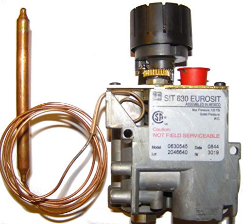 098237-08 SIT 630 Eurosit Gas Valve Model 0630545 Comfort Glow -  HVAC Parts