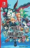 World of Final Fantasy Maxima Nintendo Switch Game (#) [Importación inglesa]
