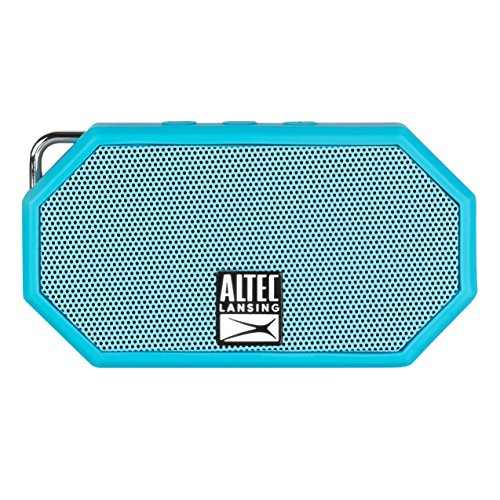 Altec Lansing Mini H2O IMW257 Bluetooth Speaker (Blue)