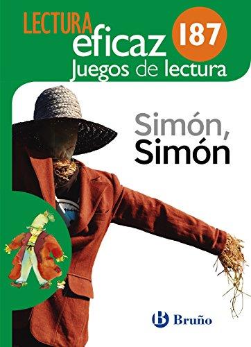 Simón, Simón Juego de Lectura: 187 - 9788469615324
