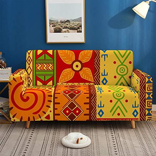 HXTSWGS Fundas Cojines de Sofa,Fundas de sofá 3D, Fundas elásticas elásticas seccionales, para Sala de Estar, Funda de sofá en Forma de L-BDB69_3 plazas 190-230cm