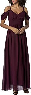 APART Fashion APART Damen Cocktailkleid mit Chiffon-Schals,