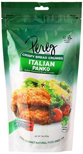 Panko Bread Crumbs, Italian Flavor, 9 oz