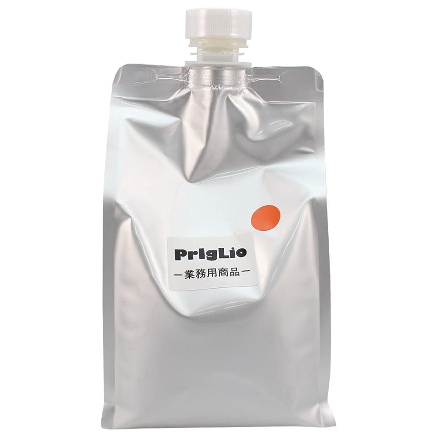 一貫性のないわかる売るプリグリオD ナチュラルハーブシャンプー オレンジ 900ml
