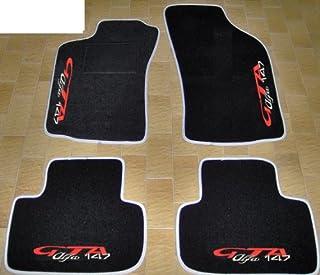 Alfa Romeo 147 GTA Tapis de coffre noir//gris