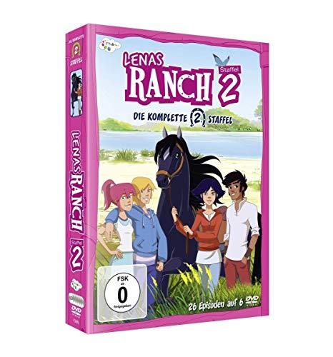 Lenas Ranch - Die komplette 2. Staffel [6 DVDs]