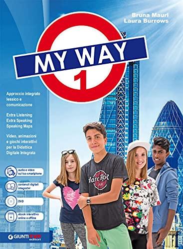 My way. Per la Scuola media. Con e-book. Con espansione online. Con DVD-ROM (Vol. 1)