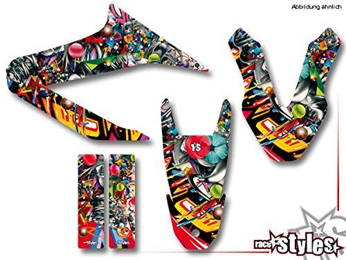 race-styles Aufkleber kompatibel mit Yamaha WR 125 X Premium Factory DEKOR Decals Sticker