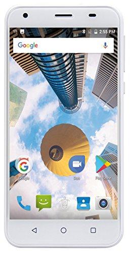 Mediacom - Phonepad duo s5 bianco 16 gb 4g   lte dual sim display 5 slot micro sd fotocamera 8 mpx android italia