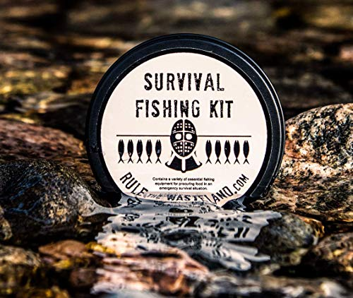 Rule The Wasteland Survival Fishing Kit