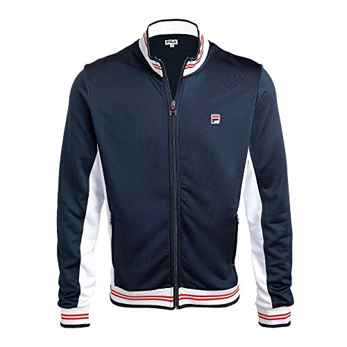Fila Herren Jacket Ole Men Trainingsanzüge, dunkelblau, L