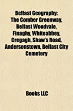 Belfast Geography Introduction: the Comb