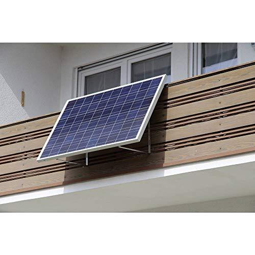 Sunset SUNpay 29000 Solaranlage 250 Wp inkl. Anschlusskabel, inkl. Wechselrichter