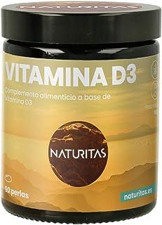Vitamina D3 4000 UI 90 perlas