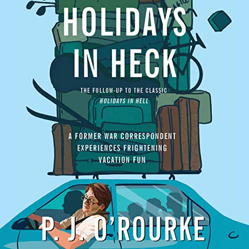 Holidays in Heck cover art