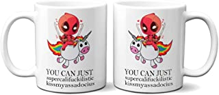 deadpool mug you can just