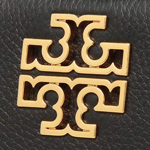 [トリーバーチ]アウトレット二つ折り財布ブリテンミニ財布レディースTORYBURCH67307(1)001BLACKブラック[並行輸入品]