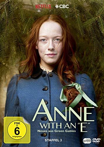 Anne with an E: Neues aus Green Gables - Staffel 3 [3 DVDs]