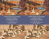 Four Thousand Years of Education in Bharatvarsha {2 Vols. Set}