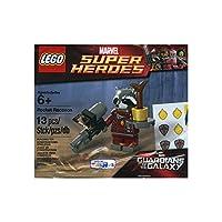 (レゴ) LEGO MARVEL SUPER HEROES 5002145 Rocket Raccoon MARVELスーパーヒーロー ロケットラクーン 【並行輸入品】
