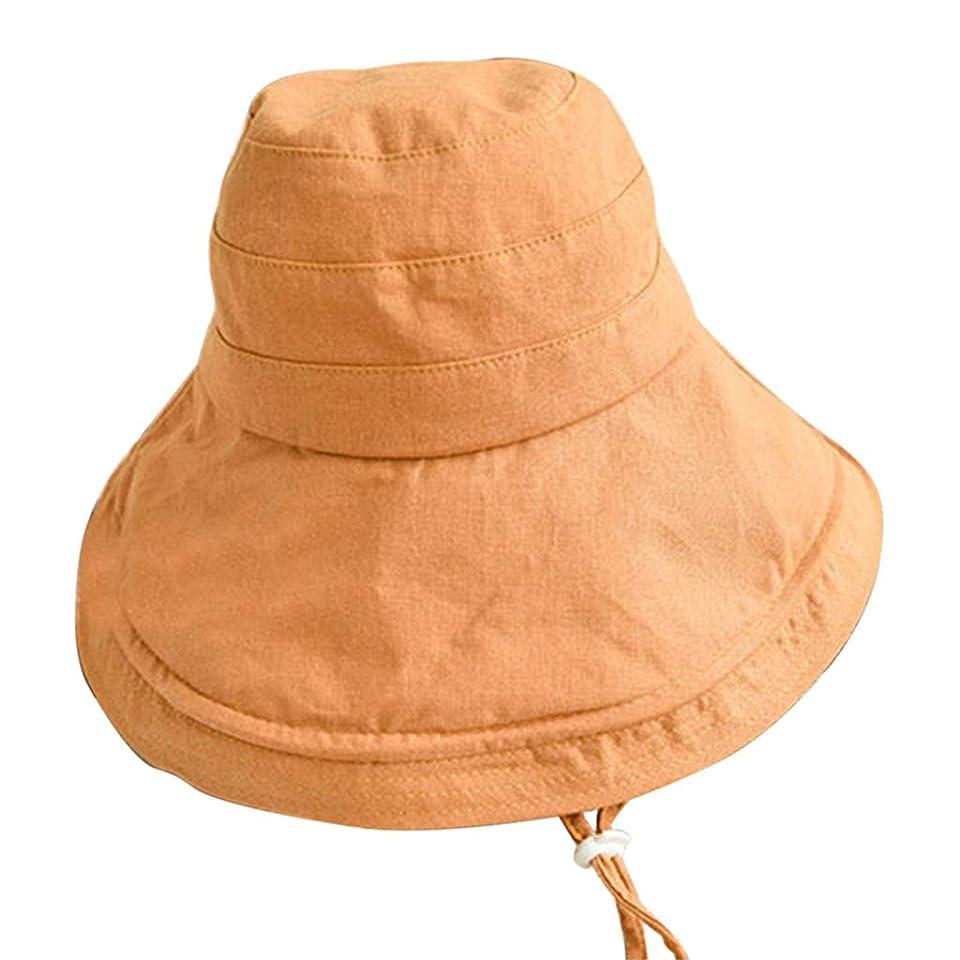 フェード加速度抱擁女性 帽子 レディース 夏 キャップ 漁師の帽子 女子 ハット 日よけ 夏季 つば広 おしゃれ 女優帽 小顔効果抜群 紫外線対策 サマーニットキャップ 折りたたみ サイズ調節可 旅行 薄 店長に ROSE ROMAN