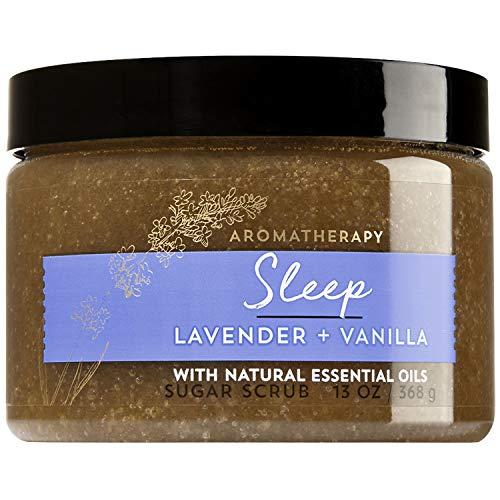 Bath and Body Works Aromatherapy SLEEP - LAVENDER + VANILLA Sugar Scrub 13 Ounce