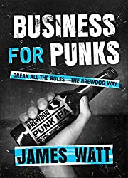the ripening, notes, quotes, Business for Punks, James Watt