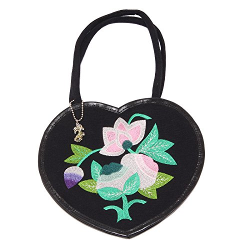 Custo 5965V borsa bimba HEART tessuto tissue handbag girl [ONE SIZE]