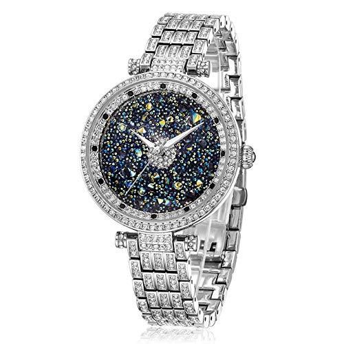 Princess Butterfly Crystal Sky Watch