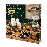 Seeberger Adventskalender 2021 I Edition Vielfalt: Weihnachtskalender mit 24 Snacks - befüllt mit schmackhaften Nüssen, Frucht-Nuss-Mischungen & Fruchtkugeln - pur, süß oder gesalzen, limitiert
