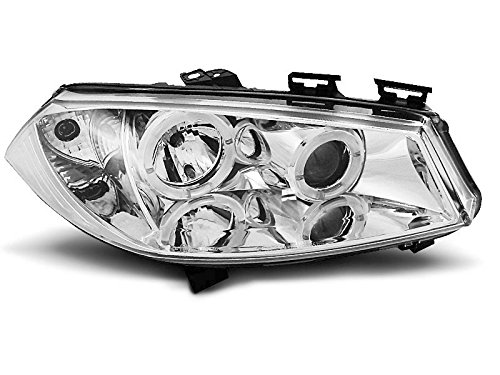 Shop Import koplamp Megane 2 02-05 Angel Eyes Chrome (E11)