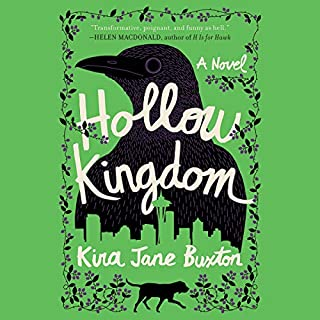 Hollow Kingdom audiobook cover art
