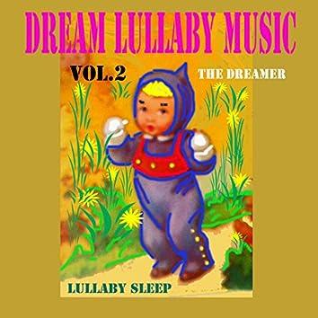 Dream Lullaby Music, Vol. 2