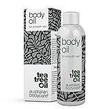 Australian Bodycare Body Oil 80ml   Olio corpo al Tea Tree   Migliora l'aspetto di smagliature, cicatrici, pelle a buccia d'arancia (cellulite), macchie pigmentate e tono cutaneo non uniforme