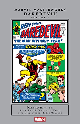 Daredevil Masterworks Vol. 1 (Daredevil (1964-1998)) (English Edition)