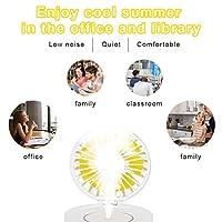 空気循環ファン、冷却ファン、ホームオフィス用の小型個人用ファン低ノイズ