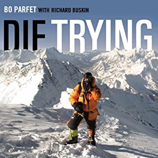 Die Trying cover art