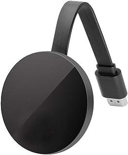 Display Dongle,Adaptador De Pantalla InaláMbrico ,WirelessWiFi HDMI 1080P WiFi Display Receiver Soporte Miracast Airplay D...