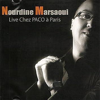 Live chez Paco à Paris