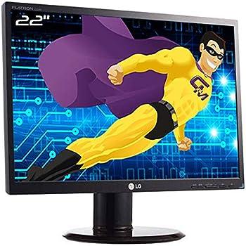 LG Pantalla Plana PC Pro 22 FLATRON l222ws-bn LCD TFT TN VGA 1680 ...