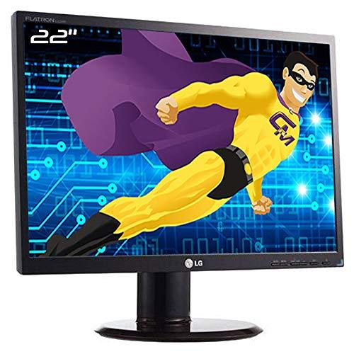 'LG Pantalla Plana PC Pro 22FLATRON l222ws-bn LCD TFT TN VGA 1680x 105016: 10Wide
