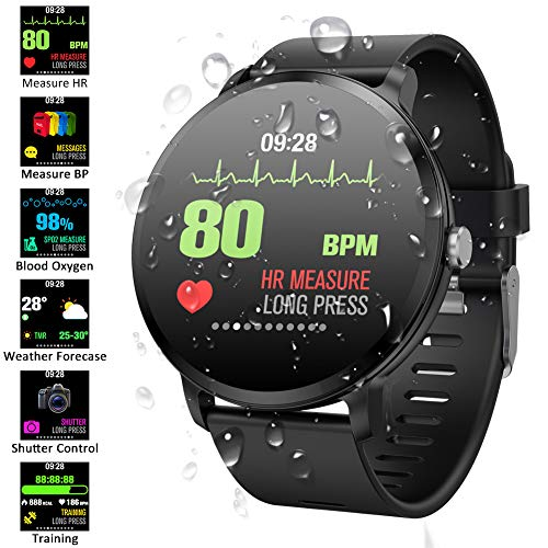 Padgene Pulsera Actividad Reloj Inteligente SmartWatch