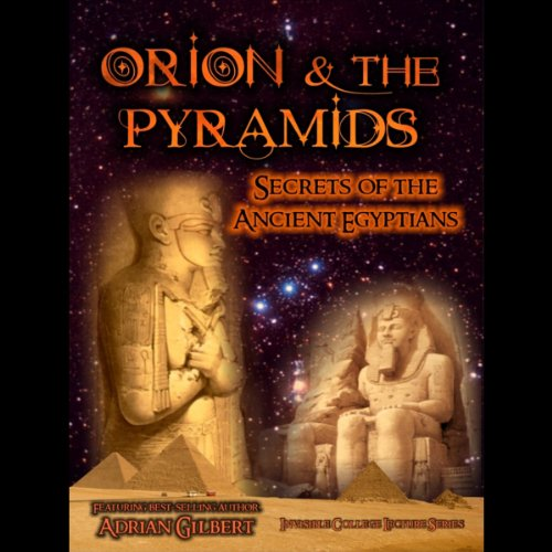 Orion and the Pyramids cover art