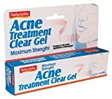 Acne Treatment Clear Gel - 3 tube pack - 1.5oz tubes