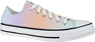 Chuck Taylor All Star OX 567909C, Womens, White/Pink