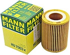 MANN OIL FILTER HU7003x BMW Series1,3