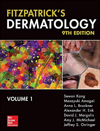 Compare Textbook Prices for Fitzpatrick's Dermatology, Ninth Edition, 2-Volume Set Fitzpatricks Dermatology in General Medicine 9 Edition ISBN 9780071837798 by Kang, Sewon